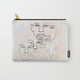 And they are all a story to be told Carry-All Pouch