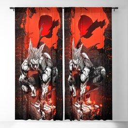 Garou Ninguen Kaiju Blackout Curtain