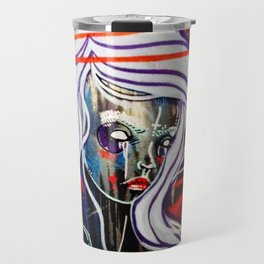 Patron Saint of Abuse & Rape Travel Mug
