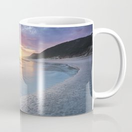 Curving into an Eleven Mile Sunset Coffee Mug