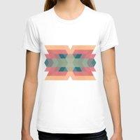 navajo T-shirts featuring Navajo 4 by hallwood