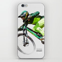 Troy Brosnan iPhone Skin