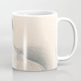 Vintage Ballerina Portrait Coffee Mug