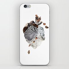 The Heart iPhone & iPod Skin