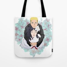 Wedding naruhina Tote Bag