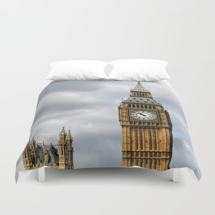 Big Ben 1 Duvet Cover