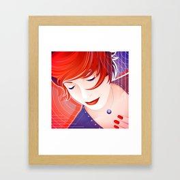 Karin Framed Art Print