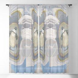 Aramis Sheer Curtain