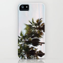 Laguna Palms iPhone Case