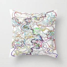 BAL Collaboration  Throw Pillow