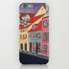 Livi Laukum, Riga, Latvia iPhone Case