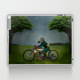 Midnight Express Laptop & iPad Skin