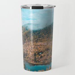 EXPLORE - Mountain Outside Chiang Mai Thailand Travel Mug