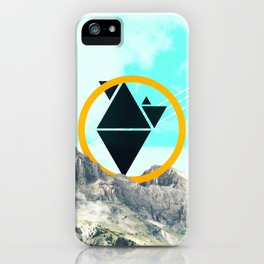 [11/07/16] LANDSCAPE HIPSTER SHIT iPhone Case