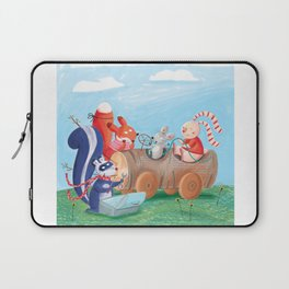 car1 Laptop Sleeve
