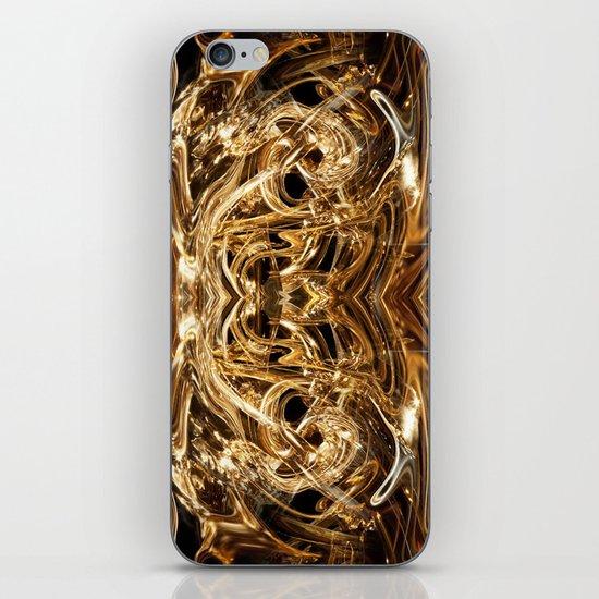 oro duo iPhone & iPod Skin