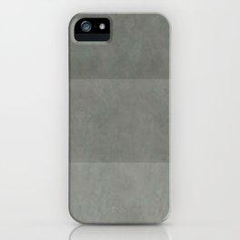 """Spring light grey horizontal lines"" iPhone Case"