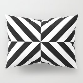 Chevronish Pillow Sham
