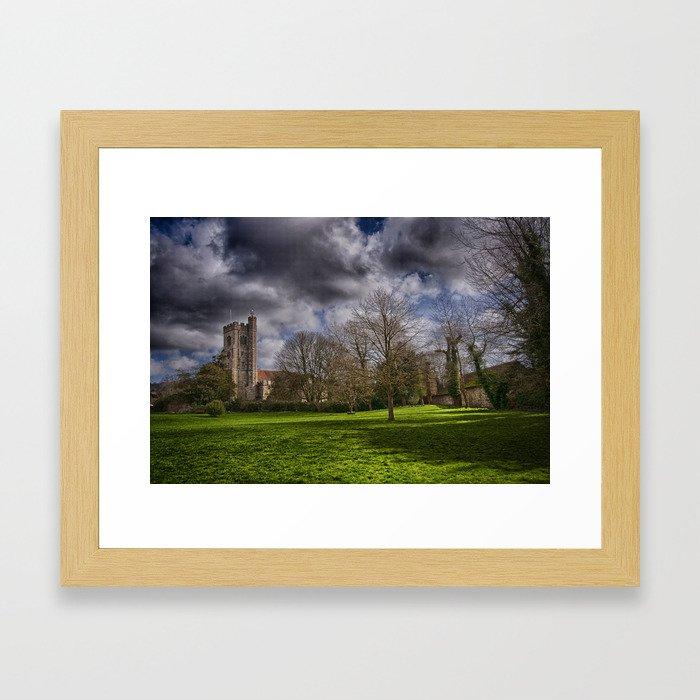 Charing Church Framed Art Print