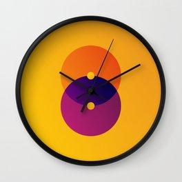 8 (Eight) Wall Clock