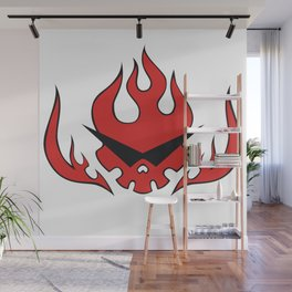 Gurren Lagann - Team Gurren Wall Mural
