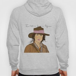 Out of Africa Hoody