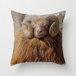 Skudde Throw Pillow