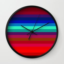 Re-Created Spectrum LIX by Robert S. Lee Wall Clock