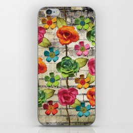 Wallflowers 3 iPhone Skin