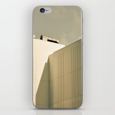 Modern Minimal Cityscape iPhone Skin