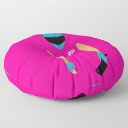 Hotline Miami: Biker Floor Pillow
