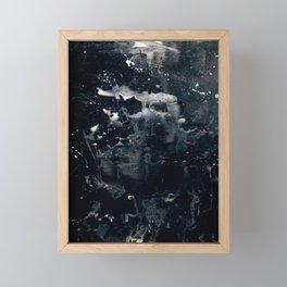 Pale Figure Framed Mini Art Print
