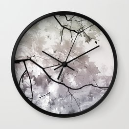 Summers Day Photography Wall Clock