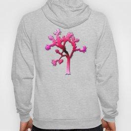 Joshua Tree Strawberry Hoody