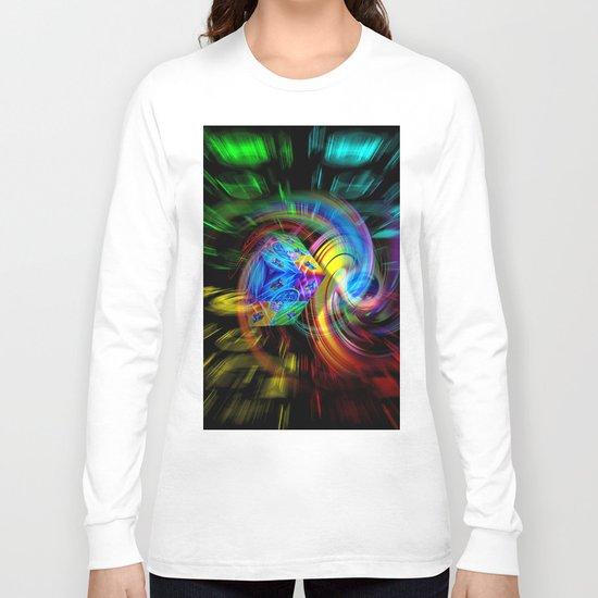 Abstrac perfekton 87 Long Sleeve T-shirt