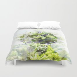 Where the sea sings to the trees - 4 Duvet Cover