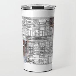House of bricks Travel Mug
