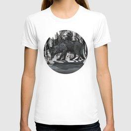 Black Shuck T-shirt