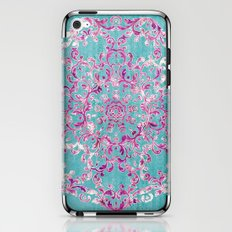 Reinventing A Taste of Lilac Wine iPhone & iPod Skin