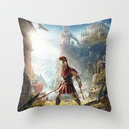 [AC:Odyssey] Throw Pillow