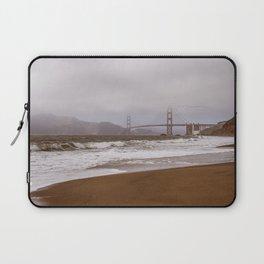 The Golden Gate Bridge, San Francisco Laptop Sleeve