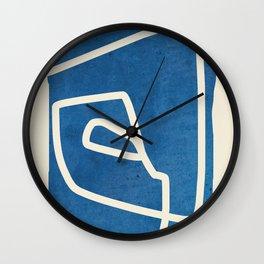 abstract minimal 57 Wall Clock