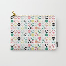 Brain Dots Carry-All Pouch