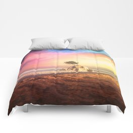 A Solitary Tree Comforters