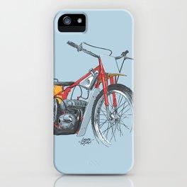 SPEEDWAY iPhone Case