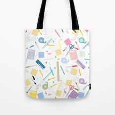 Work spaces Tote Bag