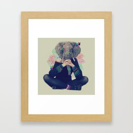 LX Framed Art Print