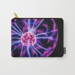 Plasma Ball Light Lamp Carry-All Pouch