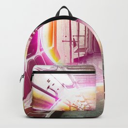 dystopian exit II Backpack
