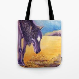 We graze | On broute Tote Bag